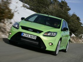 Fotos de Ford Focus RS 2008