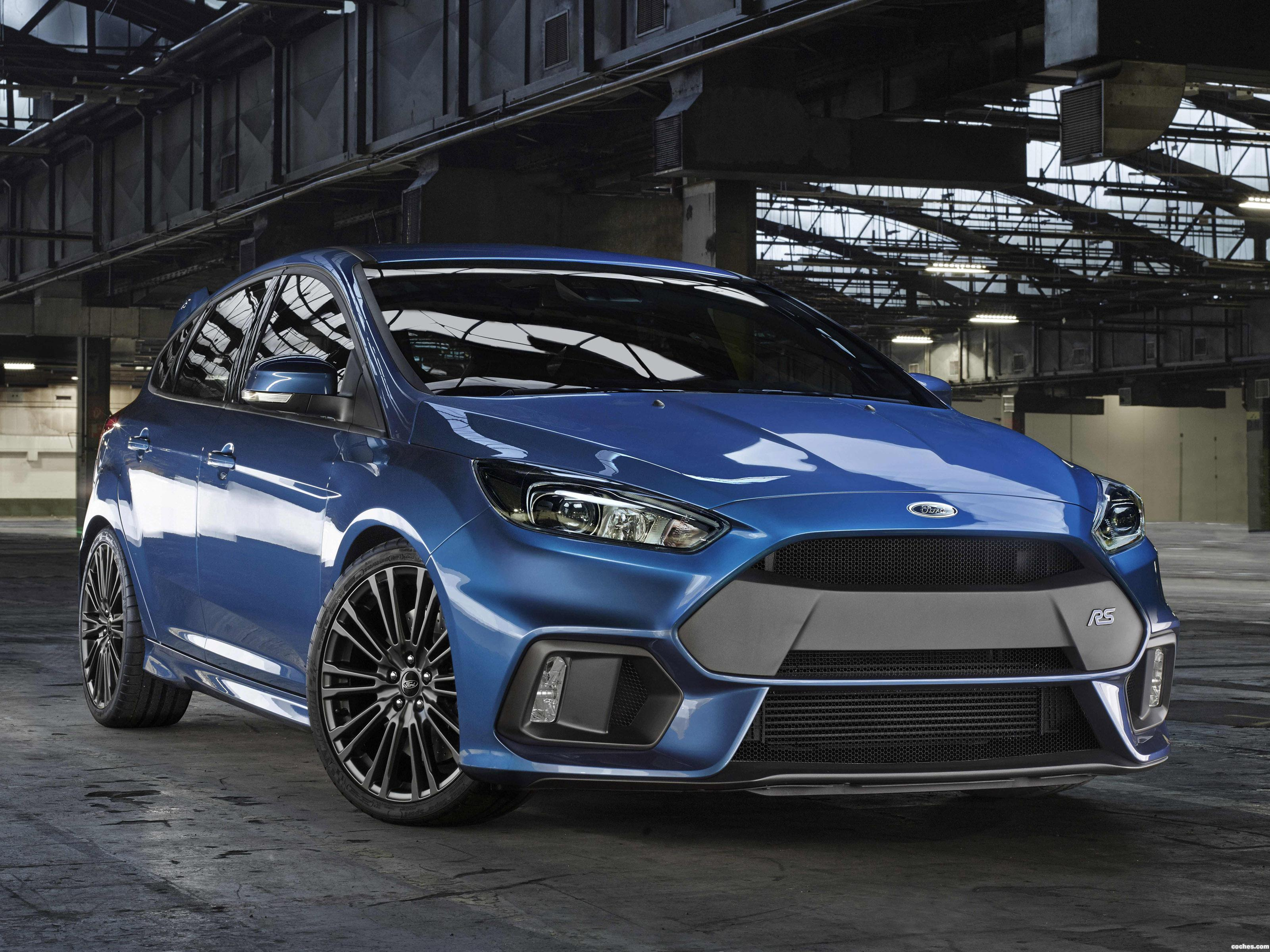 Foto 0 de Ford Focus RS 2015