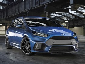 Fotos de Ford Focus RS 2015