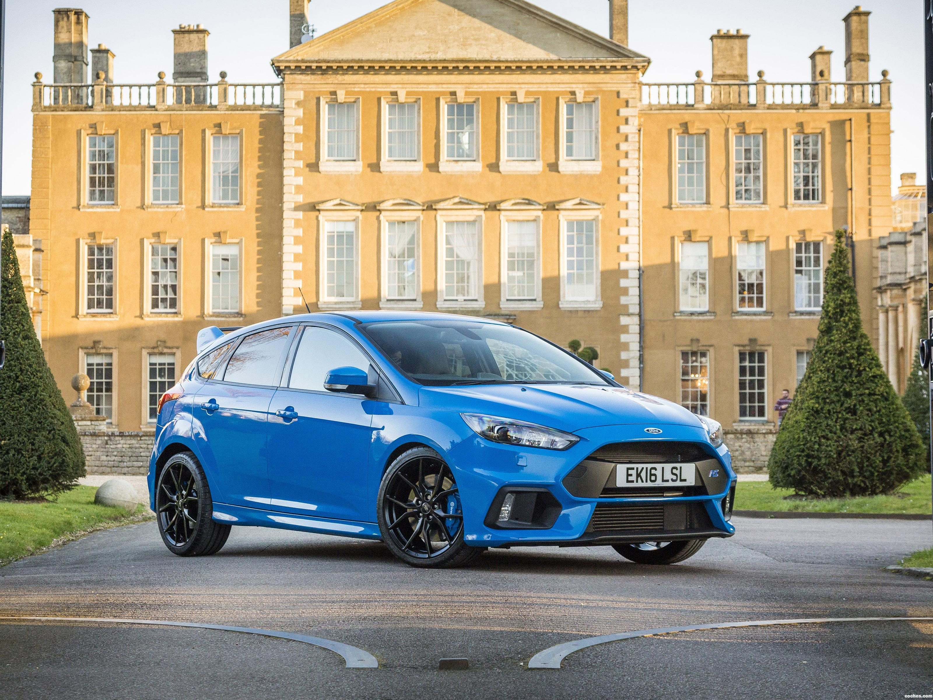Foto 9 de Ford  Focus RS DYB UK 2016