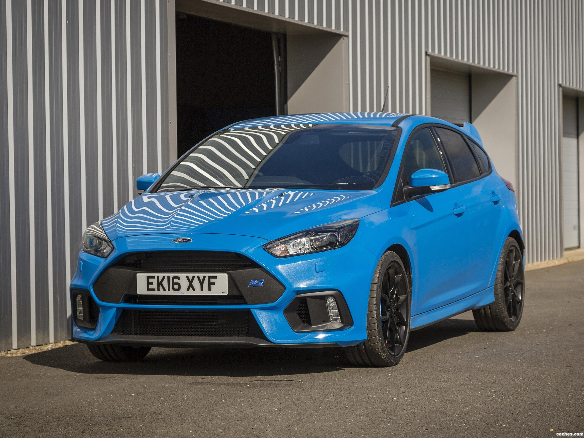 Foto 2 de Ford  Focus RS DYB UK 2016