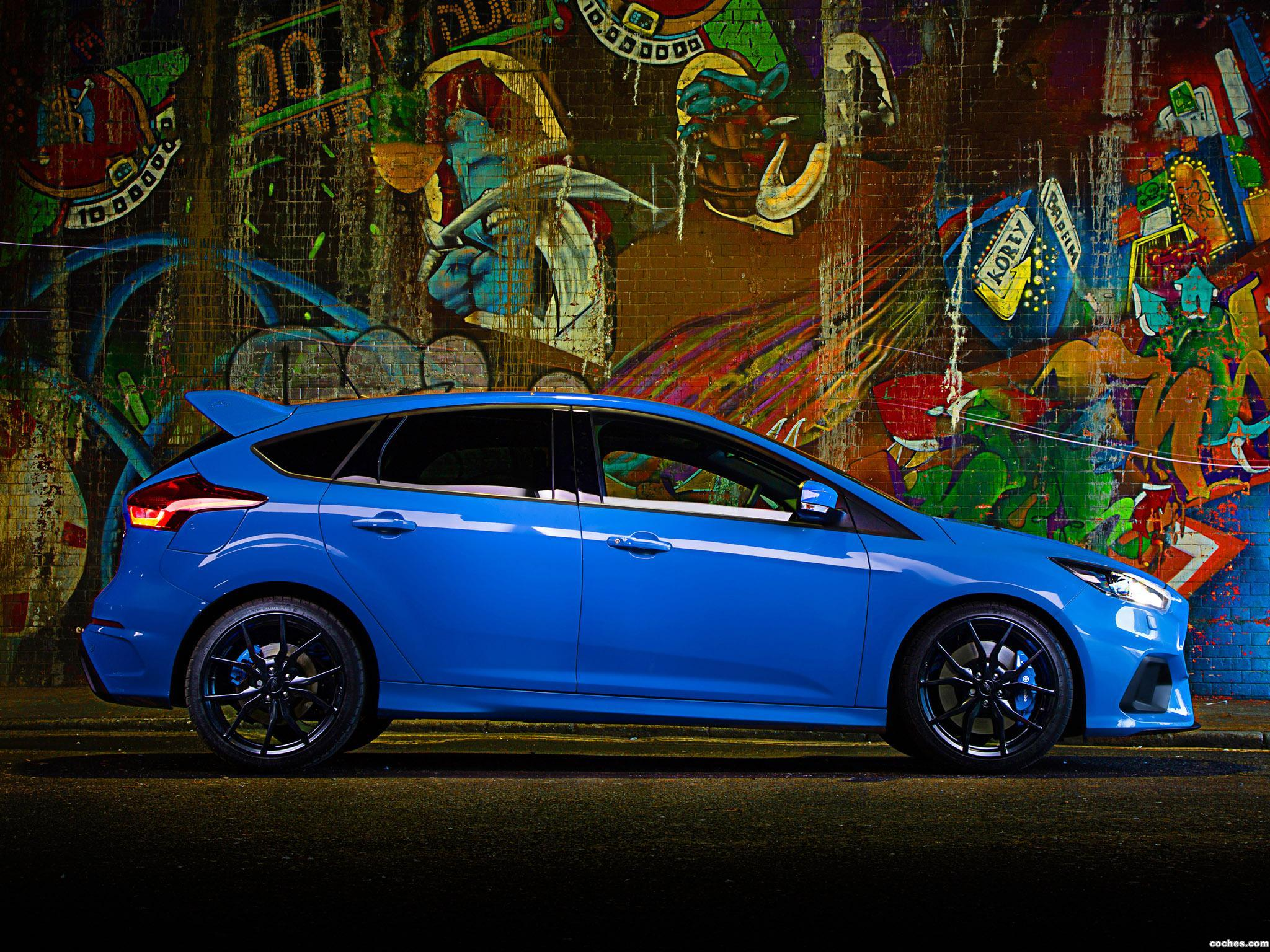 Foto 16 de Ford  Focus RS DYB UK 2016