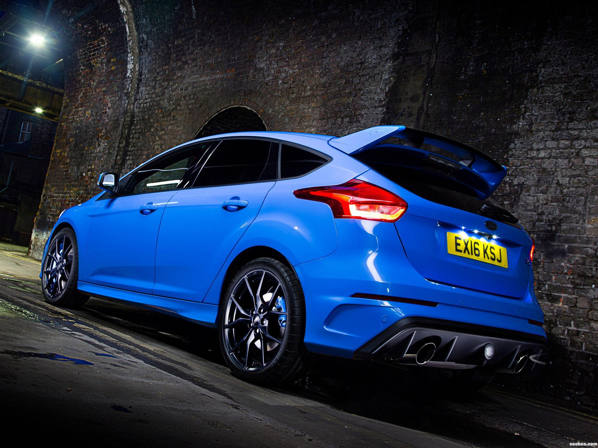 Foto 14 de Ford  Focus RS DYB UK 2016