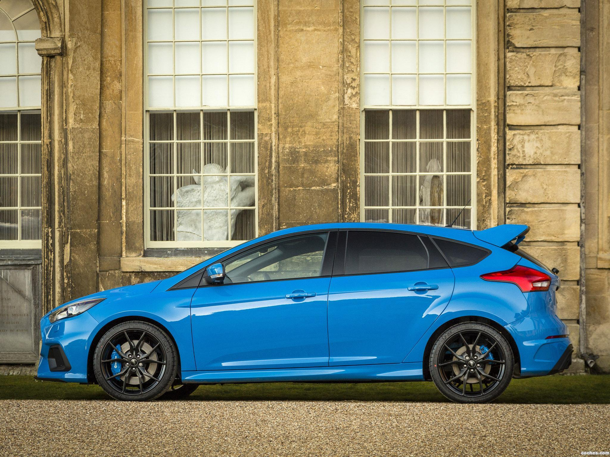 Foto 11 de Ford  Focus RS DYB UK 2016