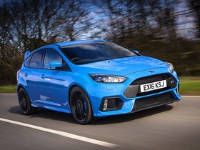 Ver foto 4 de Ford  Focus RS DYB UK 2016
