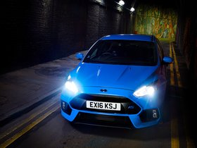 Fotos de Ford  Focus RS DYB UK 2016