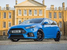 Ver foto 14 de Ford  Focus RS DYB UK 2016
