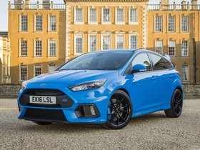 Ver foto 13 de Ford  Focus RS DYB UK 2016