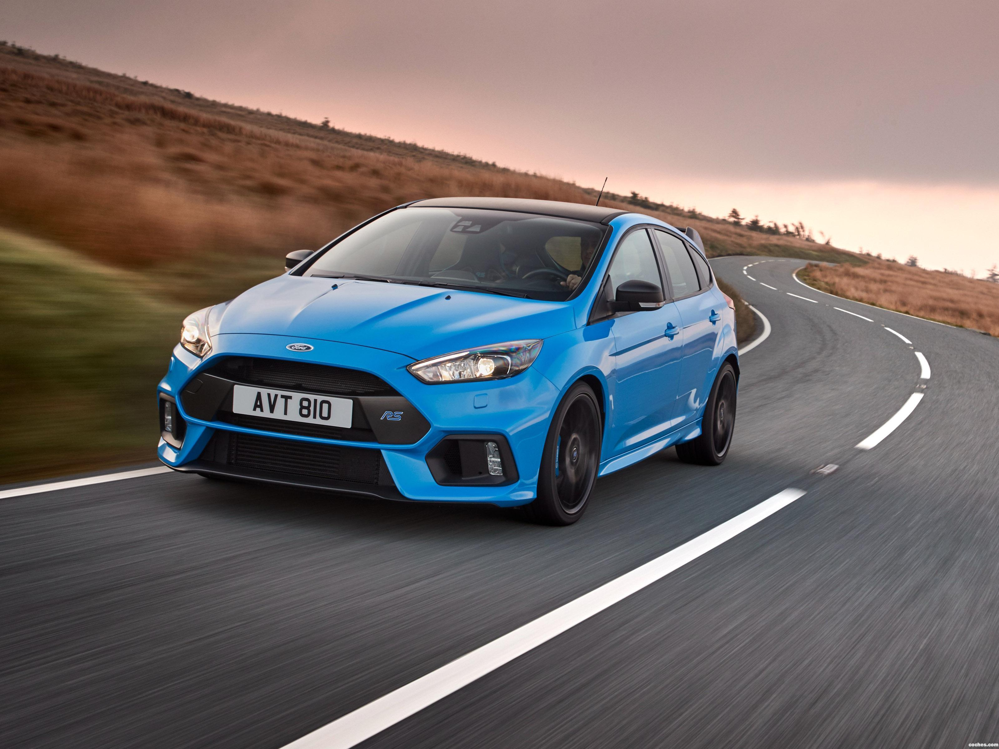 Foto 0 de Ford Focus RS Option Pack DYB  2017