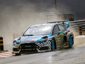 Fotos de Ford Focus RS RX DYB 2016