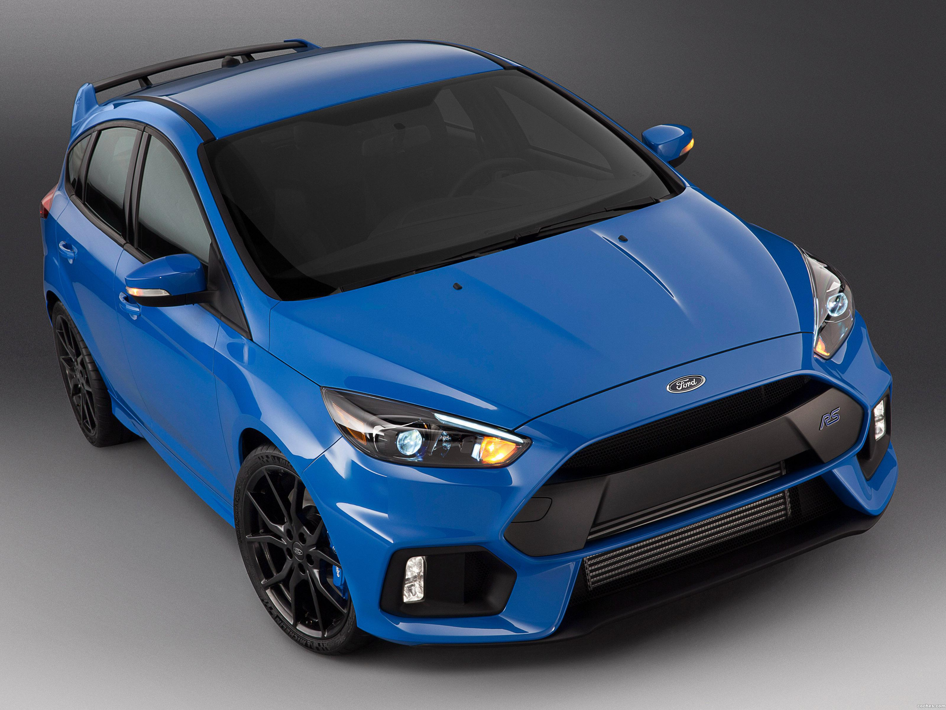 Foto 0 de Ford Focus RS USA 2015