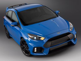 Fotos de Ford Focus RS USA 2015