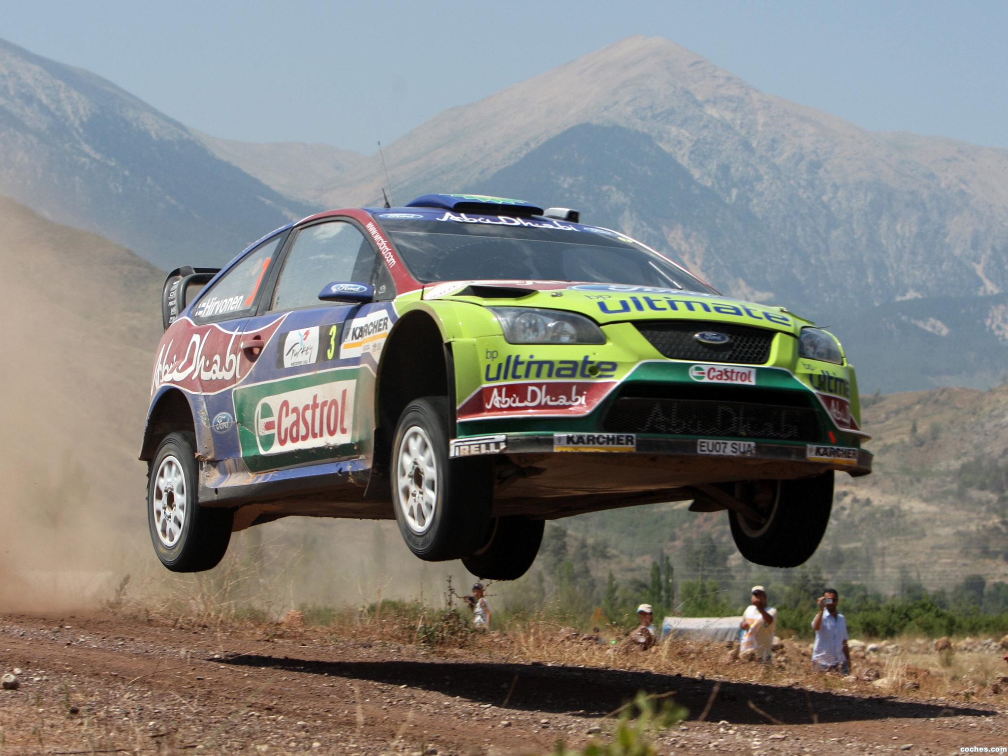 Foto 0 de Ford Focus RS WRC 2008