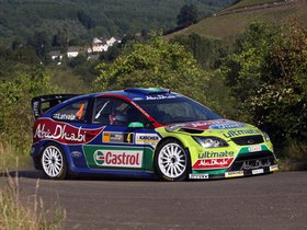 Ver foto 9 de Ford Focus RS WRC 2008
