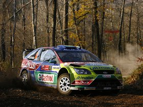 Ver foto 4 de Ford Focus RS WRC 2008