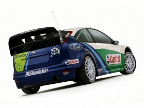 Ver foto 3 de Ford Focus RS World Rally 2006