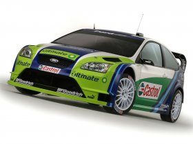Fotos de Ford Focus RS World Rally 2006