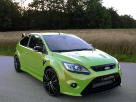 Ver foto 1 de Ford Focus RS by Loder1899 2009