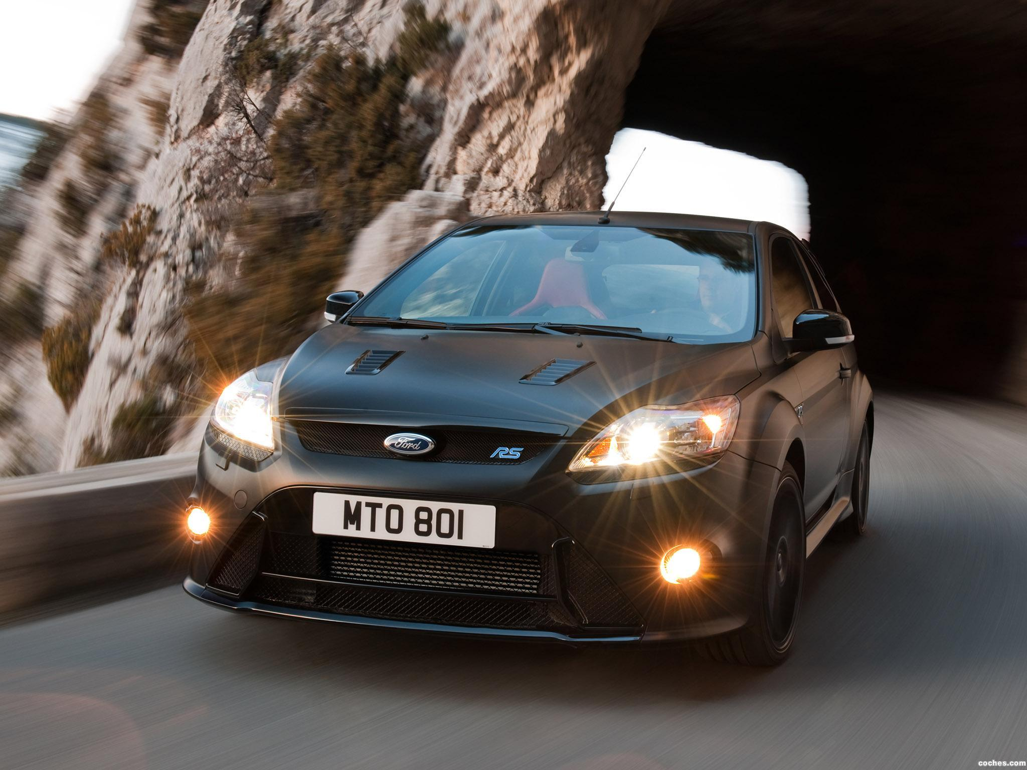 Foto 0 de Ford RS500 2010