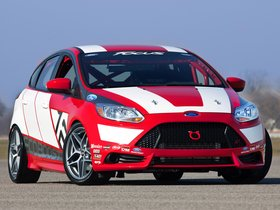 Ver foto 6 de Ford Focus Race Car Concept 2010