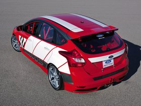 Ver foto 3 de Ford Focus Race Car Concept 2010