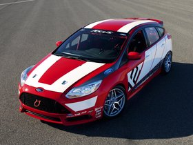 Fotos de Ford Focus Race Car Concept 2010