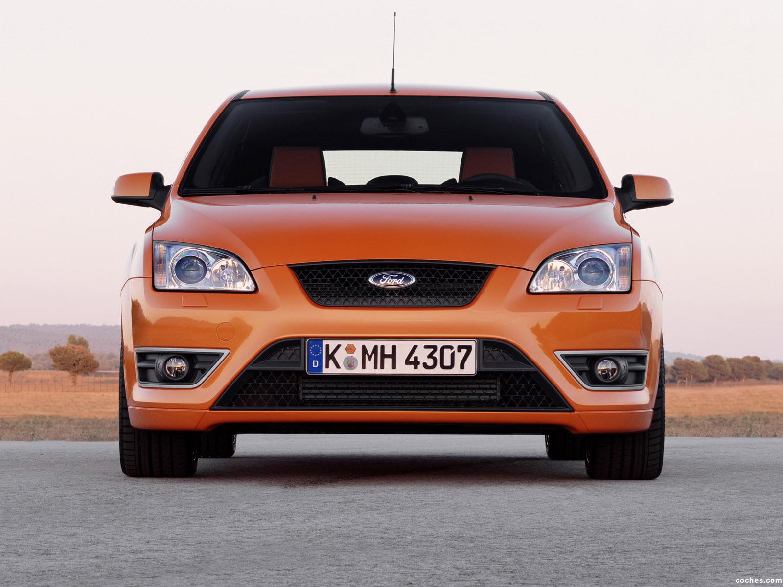 Foto 4 de Ford Focus ST 2005