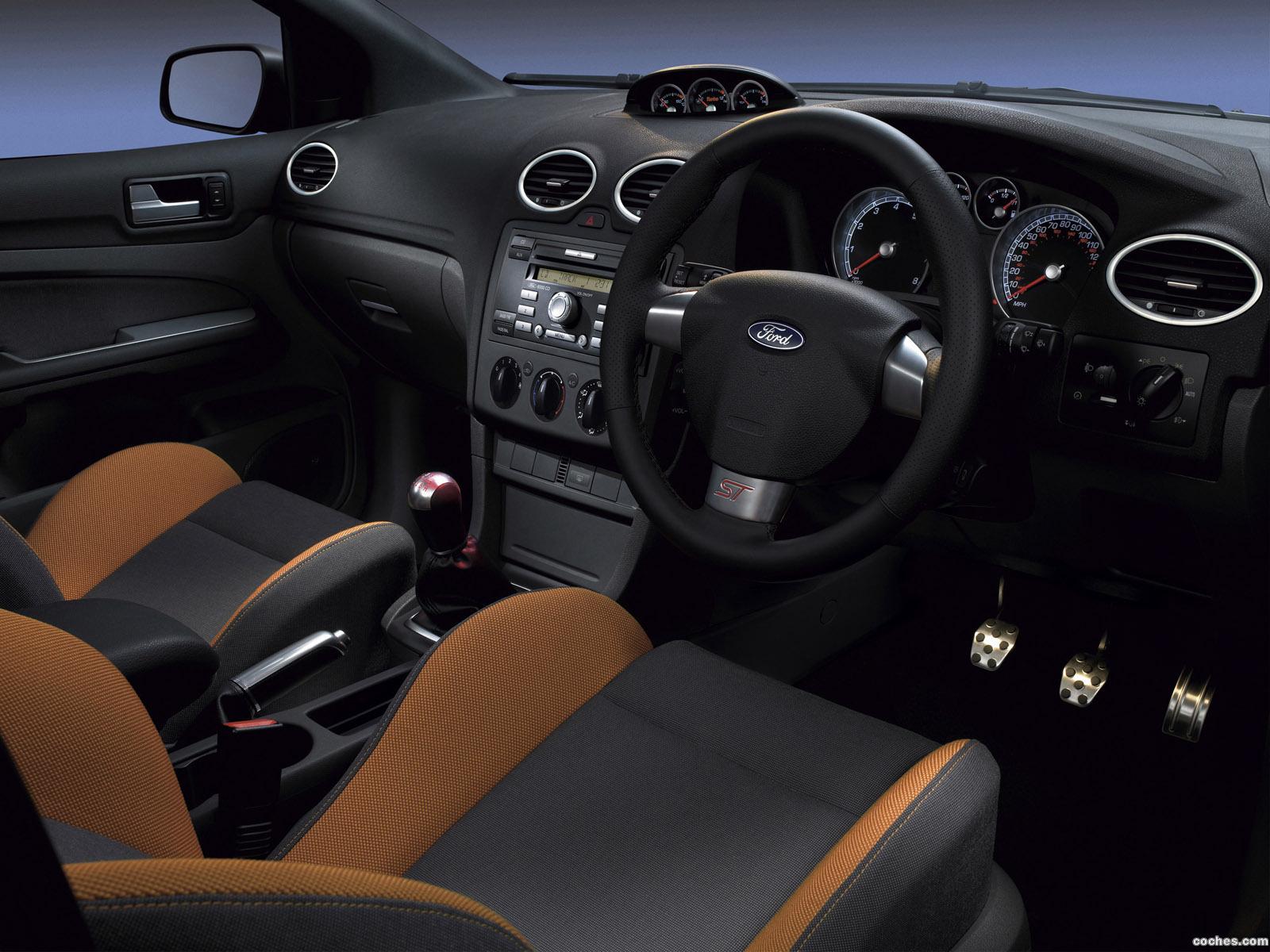 Foto 10 de Ford Focus ST 2005