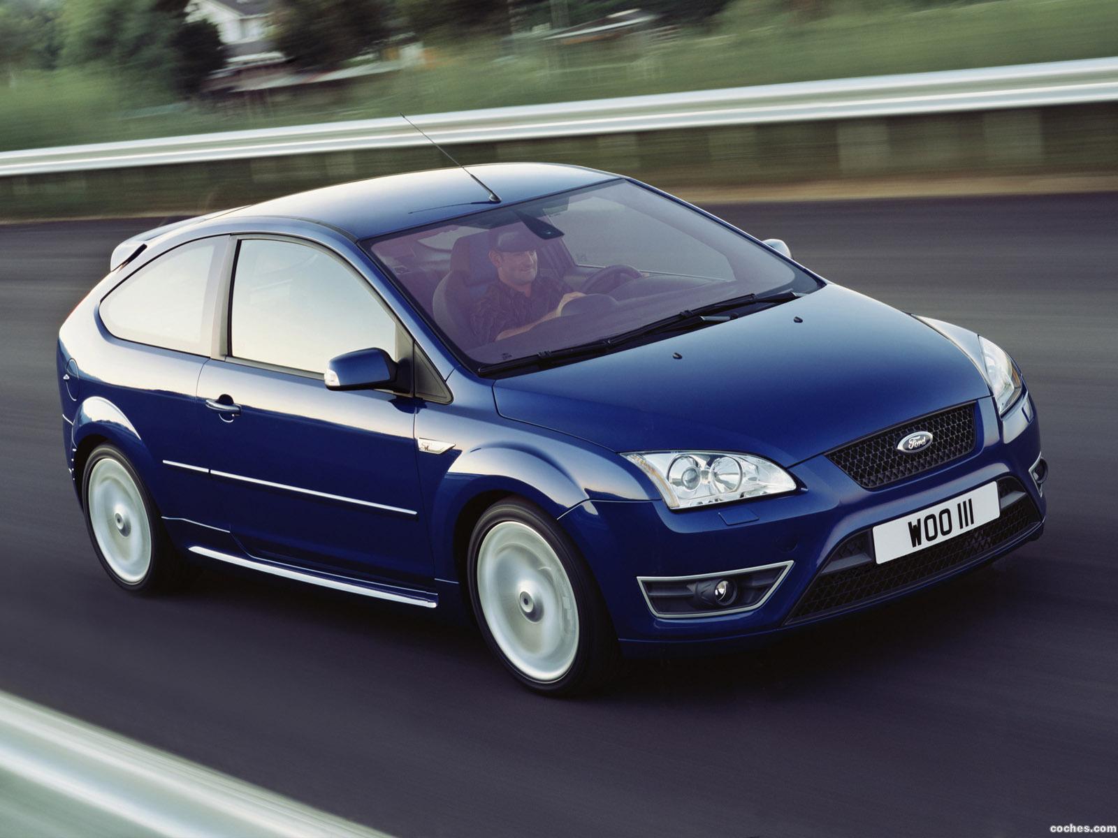 Foto 9 de Ford Focus ST 2005