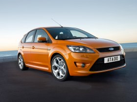 Fotos de Ford Focus ST 2007