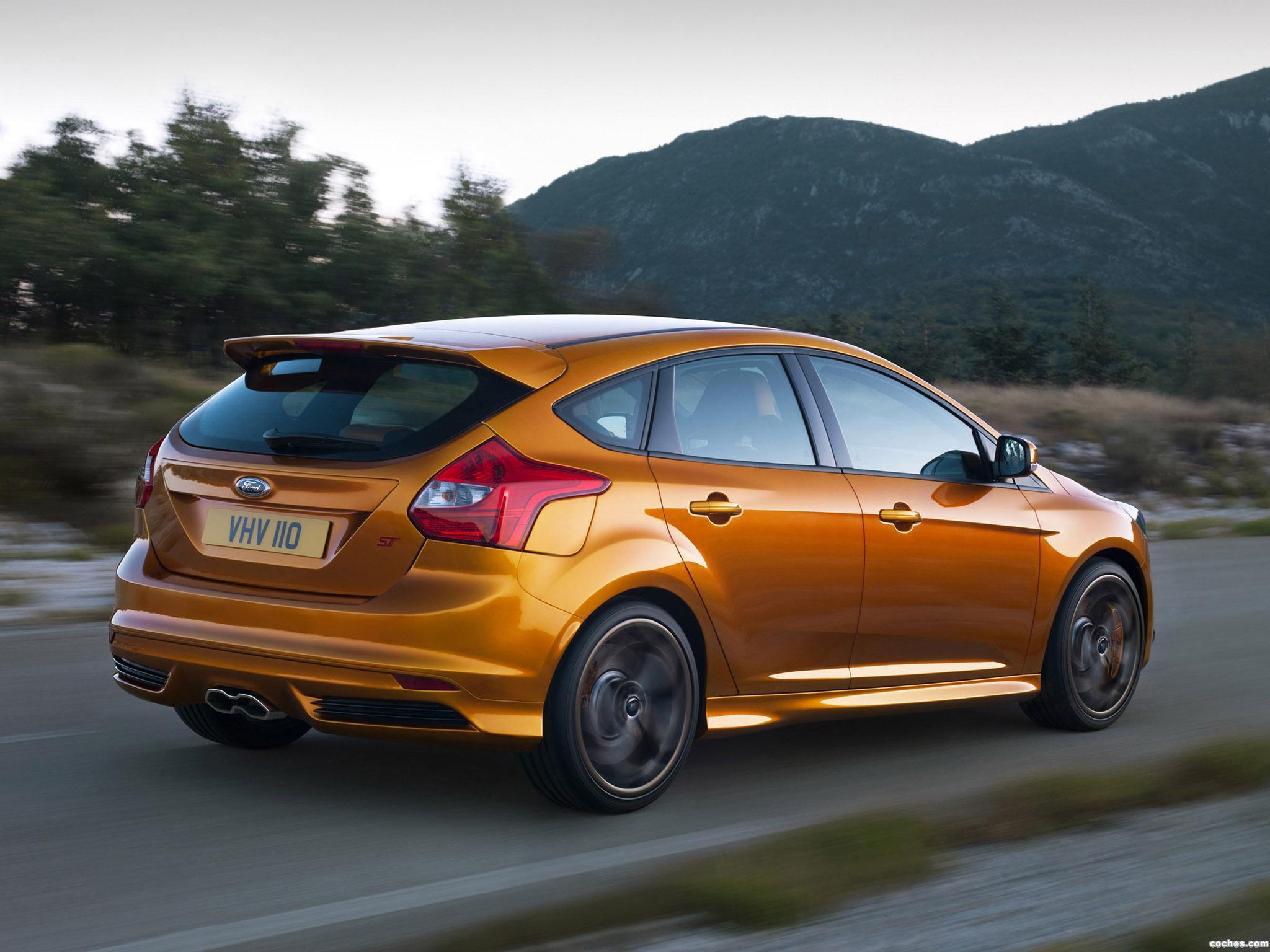 Foto 9 de Ford Focus ST 2010