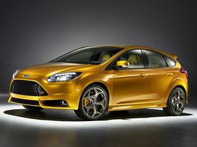 Fotos de Ford Focus ST 2010
