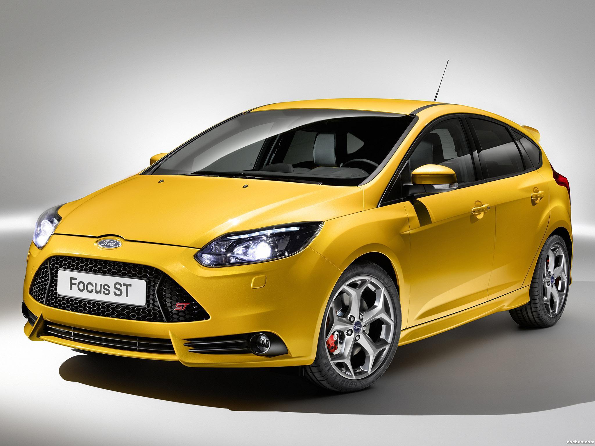 Foto 0 de Ford Focus ST 2011