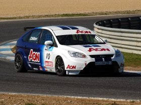 Fotos de Ford Focus ST BTCC 2009