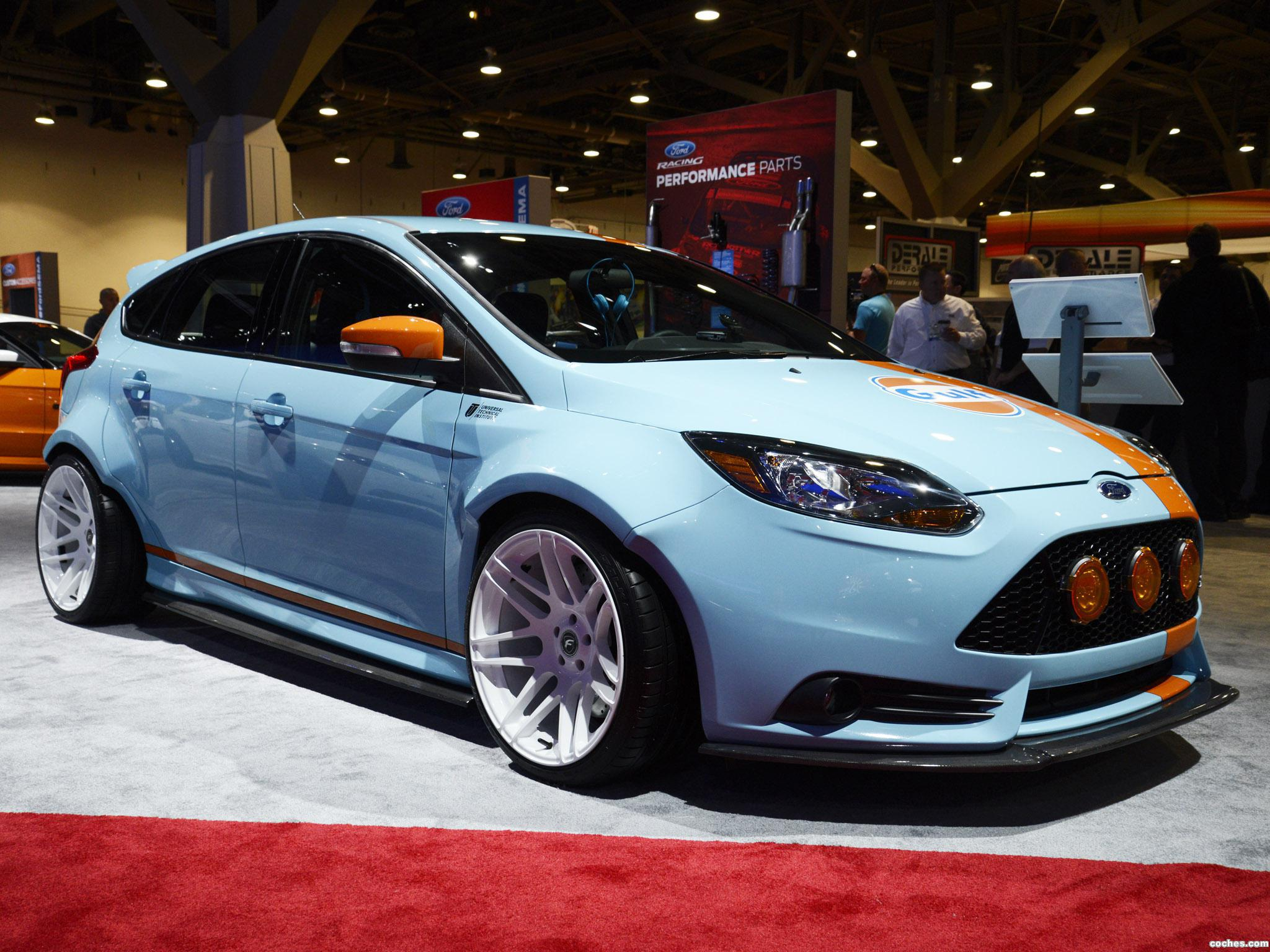 Foto 0 de Ford Focus ST Gulf Racing 2013
