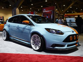 Fotos de Ford Focus ST Gulf Racing 2013