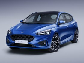Fotos de Ford Focus ST Line 2018