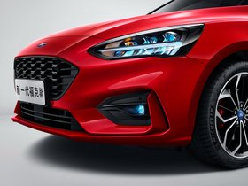 Ver foto 4 de Ford Focus ST Line China 2018