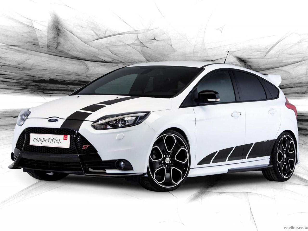 Foto 0 de Ford Focus ST MS Design 2013