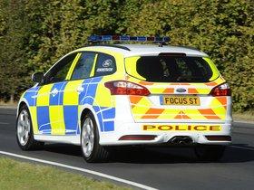 Ver foto 7 de Ford Focus ST Police Car UK 2012