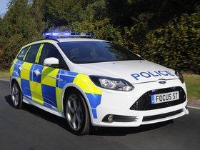 Ver foto 4 de Ford Focus ST Police Car UK 2012