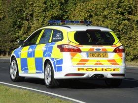 Ver foto 3 de Ford Focus ST Police Car UK 2012