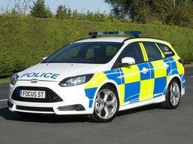 Ver foto 2 de Ford Focus ST Police Car UK 2012