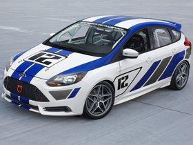 Ver foto 6 de Ford Focus ST-R 2011