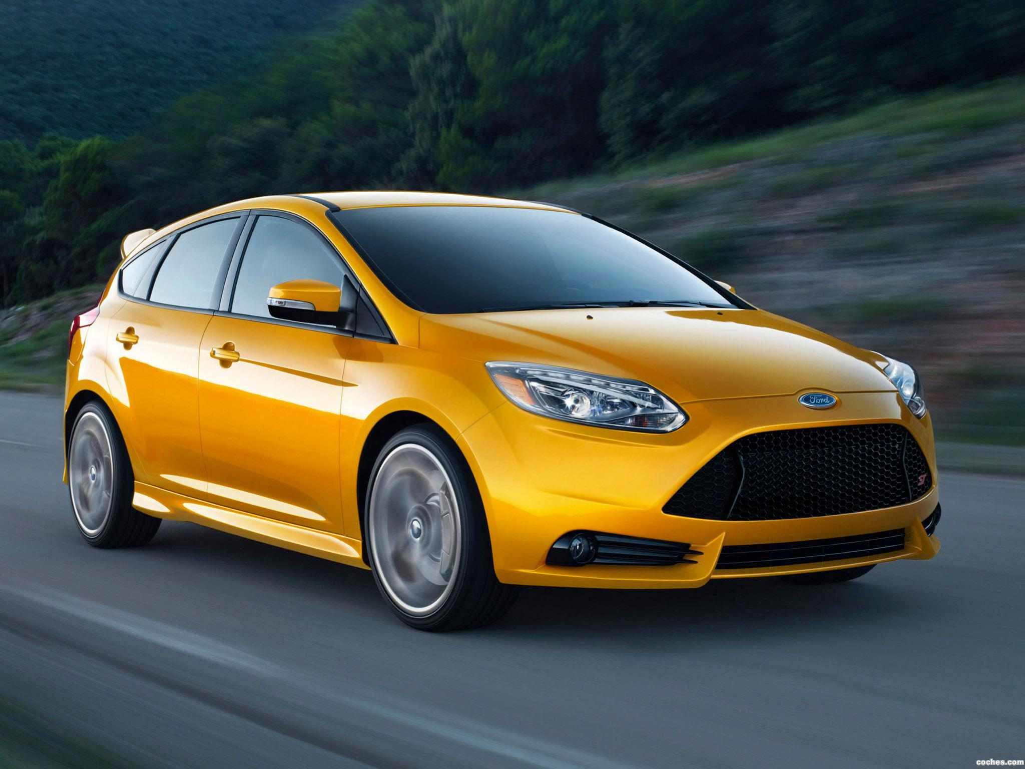 Foto 0 de Ford Focus ST USA 2012