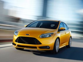 Ver foto 3 de Ford Focus ST USA 2012