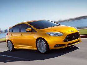 Ver foto 2 de Ford Focus ST USA 2012