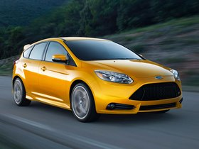 Fotos de Ford Focus ST USA 2012