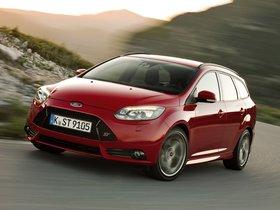 Ver foto 11 de Ford Focus ST Wagon 2011