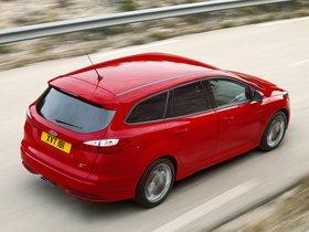 Ver foto 3 de Ford Focus ST Wagon 2011